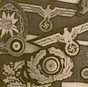 WW2 German Army Insignia