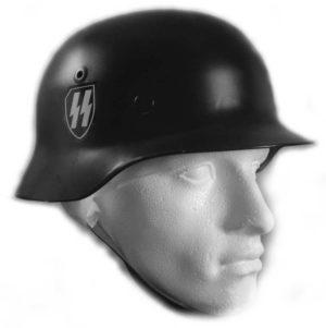 SS Leibstandarte M35 Helmet.