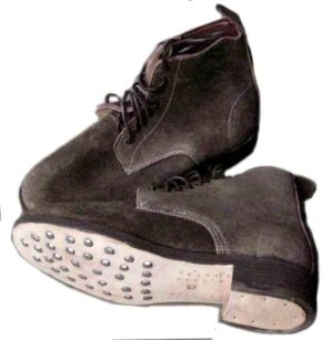 German army low boots