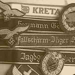 Luftwaffe Badges & Cuff Titles