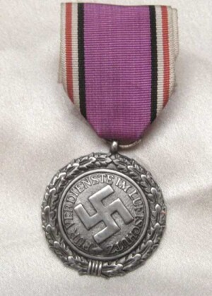 WW2 German luftschutz Medal 2nd class- Sonnderklasse