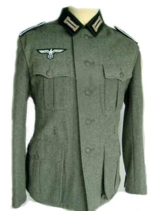 German Army M36 Field Tunic with insignia.