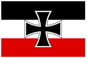 Imperial German Naval Flag.