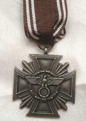 NSDAP 10 year Long Service award