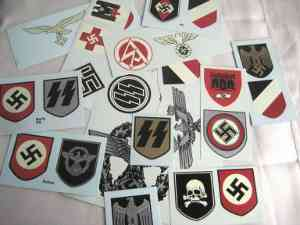 nazi-decals