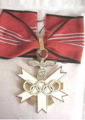 Olympic Games Decoration 1st class