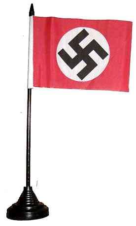 NSDAP table flag