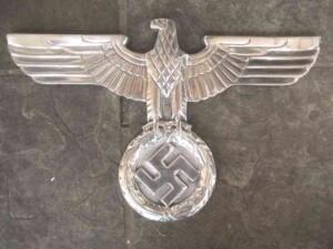 nazi wall eagle