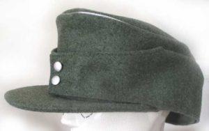WW2 officers Bergmutze in wool.