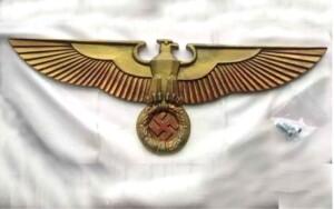 Nazi Reichstag Eagle