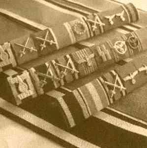 German Ribbons & Ribbon Bars