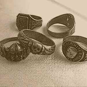 3rd Reich Rings