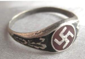 swastika-ring