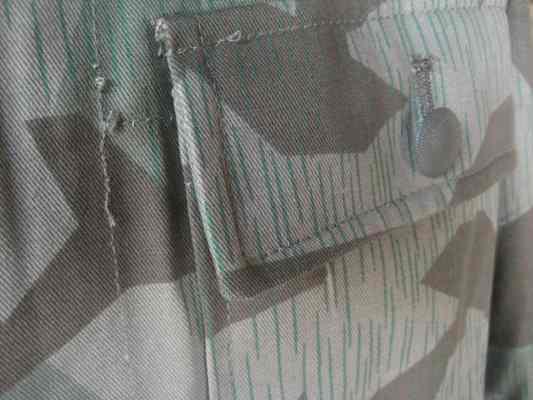 ww2 grman splinter-tunic