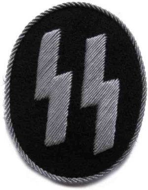 Allgemeine SS Female workers badge