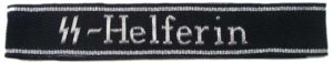 SS Helferin Cuff title
