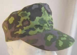 Waffen SS Oakleaf camo cap