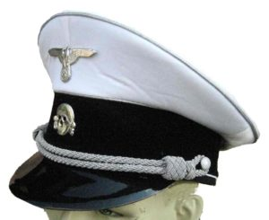 SS Generals Summer visor cap.