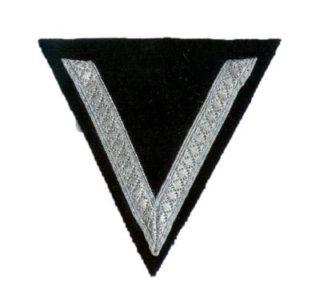 Waffen SS Sturmann chevron