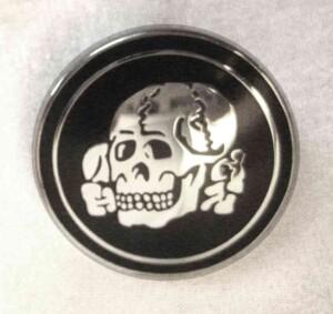 totenkopf-badge