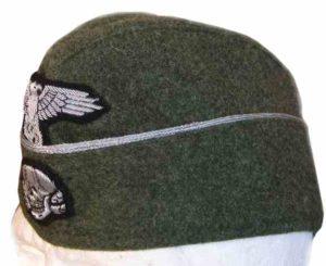 Waffen SS Officers sidecap- EREL