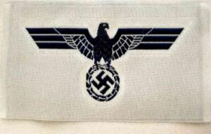 Kriegsmarine Summer Breast eagle.
