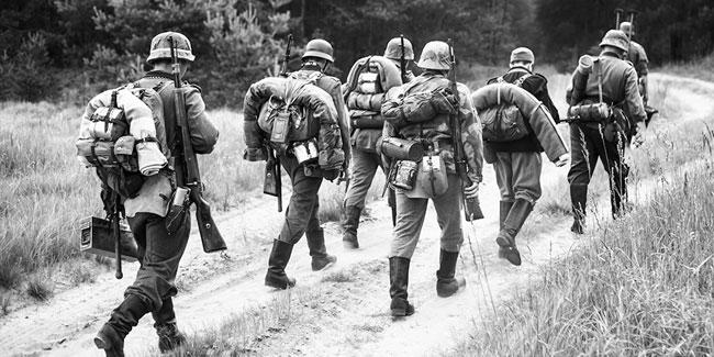 German Militaria for Film, TV & Theatre