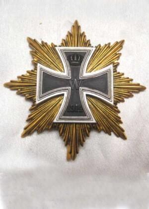 WW1 Breast Star of the Iron Cross
